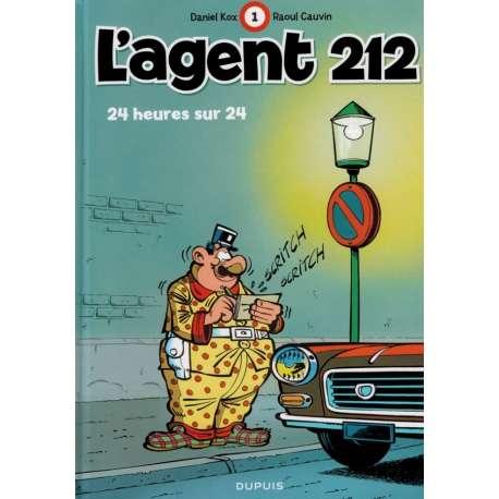 Agent 212 (L') - Tome 1 - 24 heures sur 24
