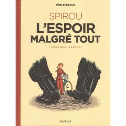 Spirou et Fantasio (Une aventure de.../Le Spirou de...) - Tome 14 - L'Espoir malgré tout - Première partie - Un mauvais départ
