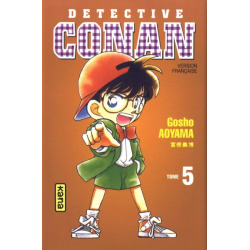 Détective Conan - Tome 5 - Tome 5