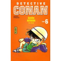 Détective Conan - Tome 6 - Tome 6