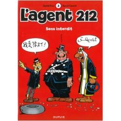 Agent 212 (L') - Tome 3 - Sens interdit