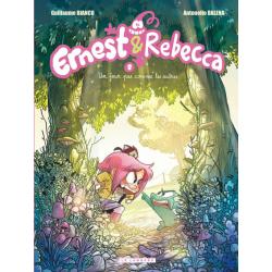 Ernest & Rebecca - Tome 8 - Un jour pas comme les autres
