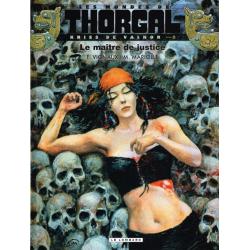 Thorgal (Les mondes de) - Kriss de Valnor - Tome 8 - Le maître de justice