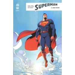 Superman Rebirth - Tome 4 - Aube noire