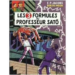 Blake et Mortimer - Tome 12 - Les 3 Formules du Professeur Satô - Tome 2