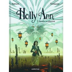 Holly Ann - Tome 4 - L'Année du dragon