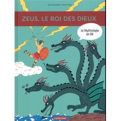 Mythologie en BD (La) - Tome 10 - Zeus, le roi des dieux