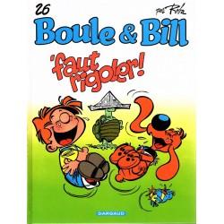 Boule et Bill -02- (Édition actuelle) - Tome 26 - Boule & Bill 26