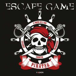 Escape game Pirates