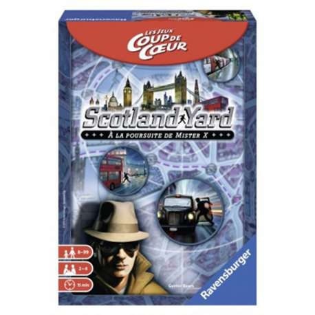 Scotland Yard Coup de cœur