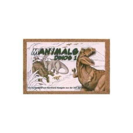 Manimals - Dinos