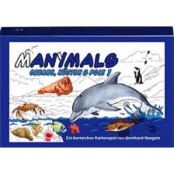 Manimals - Ocean, côte et pôle