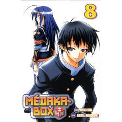 Medaka-Box - Tome 8 - Volume 8