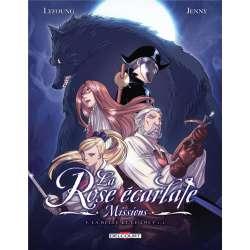 Rose écarlate (La) - Missions - Tome 5 - La Belle et le loup 1/2