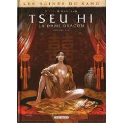 Reines de sang (Les) - Tseu Hi, la Dame Dragon - Tome 1 - La Dame Dragon - Volume 1/2