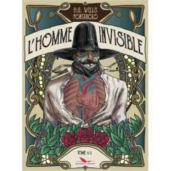 Homme invisible (L') (Pontarolo) - Tome 1 - Tome 1/2