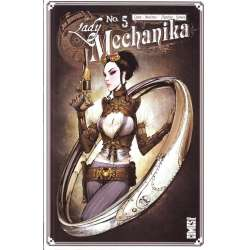 Lady Mechanika - Tome 5 - La machine à assassiner