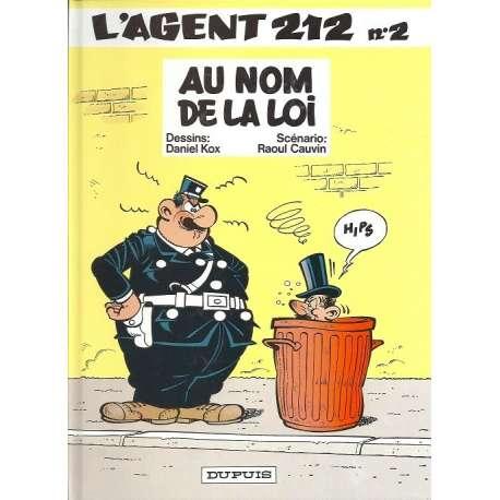Agent 212 (L') - Tome 2 - Au nom de la loi