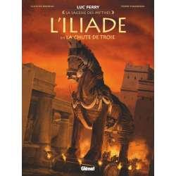 Iliade (L') (Taranzano/Bruneau) - Tome 3 - La chute de Troie