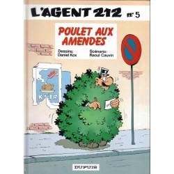 Agent 212 (L') - Tome 5 - Poulet aux amendes