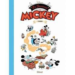 Mickey (collection Disney / Glénat) - Tome 3 - La Jeunesse de Mickey
