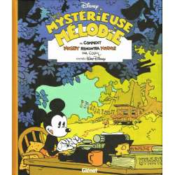 Mickey (collection Disney / Glénat) - Tome 1 - Une mystérieuse mélodie, ou comment Mickey rencontra Minnie