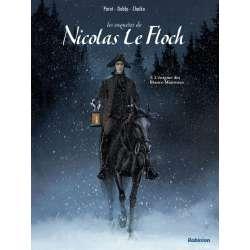 Nicolas Le Floch (Les Enquêtes de) - Tome 1 - L'énigme des Blancs-Manteaux