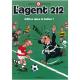 Agent 212 (L') - Tome 11 - Sifflez dans le ballon !