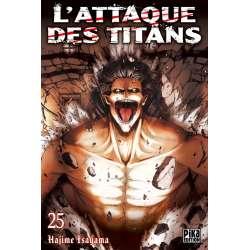 Attaque des Titans (L') - Tome 25 - Tome 25