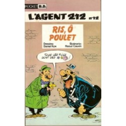 Agent 212 (L') - Tome 12 - Ris, Ô Poulet