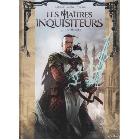 Maîtres inquisiteurs (Les) - Tome 10 - Habner
