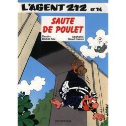 Agent 212 (L') - Tome 14 - Sauté de poulet