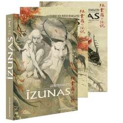 Izunas : la légende des nuées écarlates Intégrale