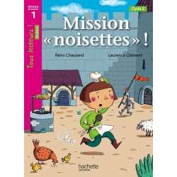 "Mission noisettes"" ! - Niveau de lecture 1, cycle 2"""