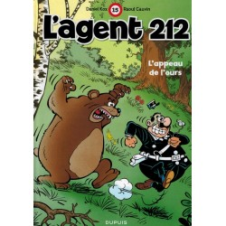 Agent 212 (L') - Tome 15 - L'appeau de l'ours