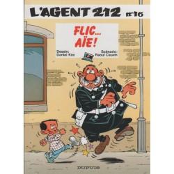 Agent 212 (L') - Tome 16 - Flic... Aïe!