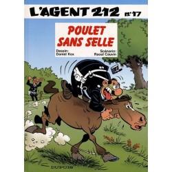Agent 212 (L') - Tome 17 - Poulet sans selle