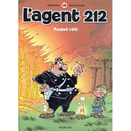 Agent 212 (L') - Tome 18 - Poulet rôti