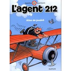 Agent 212 (L') - Tome 21 - Ailes de poulet