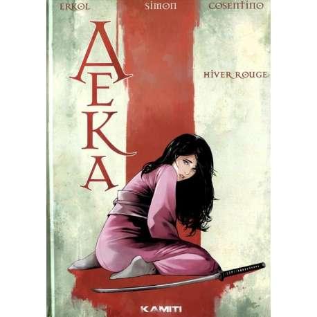 Aeka - Hiver rouge