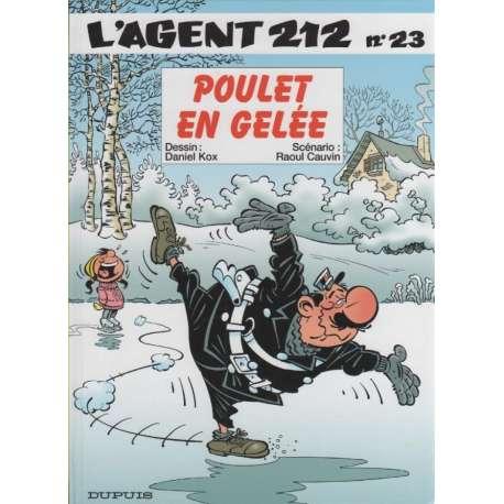 Agent 212 (L') - Tome 23 - Poulet en gelée