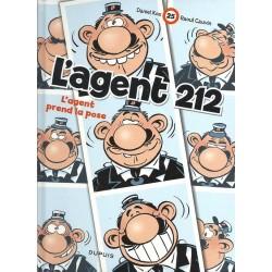 Agent 212 (L') - Tome 25 - L'agent prend la pose