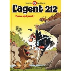 Agent 212 (L') - Tome 27 - Fauve qui peut !