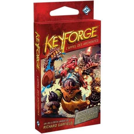 Keyforge : Deck Unique
