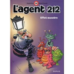 Agent 212 (L') - Tome 28 - Effet monstre