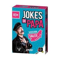 Jokes de Papa : édition salée