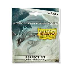 100x Dragon Shield Perfect Fit - Sideloaders