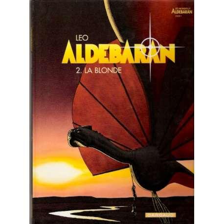 Aldébaran - Tome 2 - La blonde