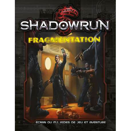 Shadowrun 5 : Ecran MJ Fragmentation