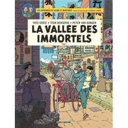 Blake et Mortimer - Tome 25 - La Vallée des Immortels - Tome 1 - Menace sur Hong Kong